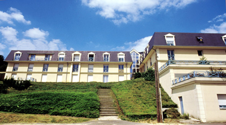 Les Estudines Rouen-Darnétal