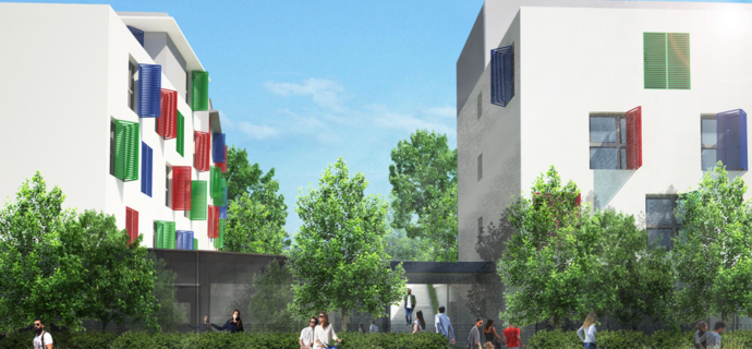 Résidence Campus Montpellier ARTFX