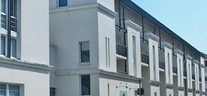 Résidence Etudiante de Bussy-Saint-Georges