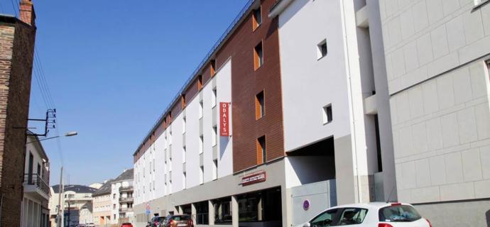 Odalys City Rennes