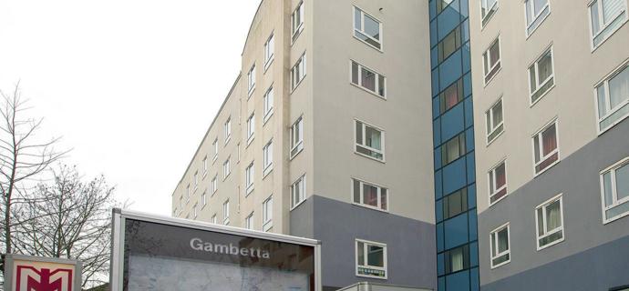 Les Estudines Flandre-Gambetta