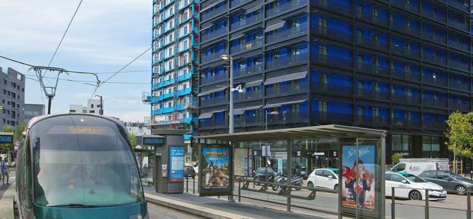 Les Estudines Strasbourg Presqu'ile Malraux