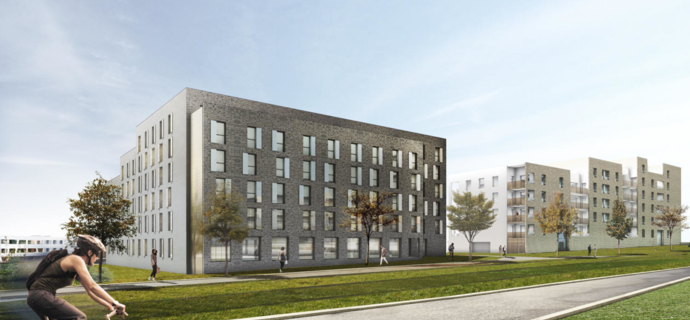 Odalys Campus Angers Jean Moulin