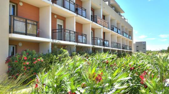 KOSY Appart'Hôtels - Résidence Campus Del Sol Esplanade