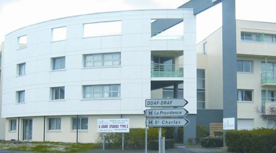 Résidences Etudiantes de Poitiers - Campus
